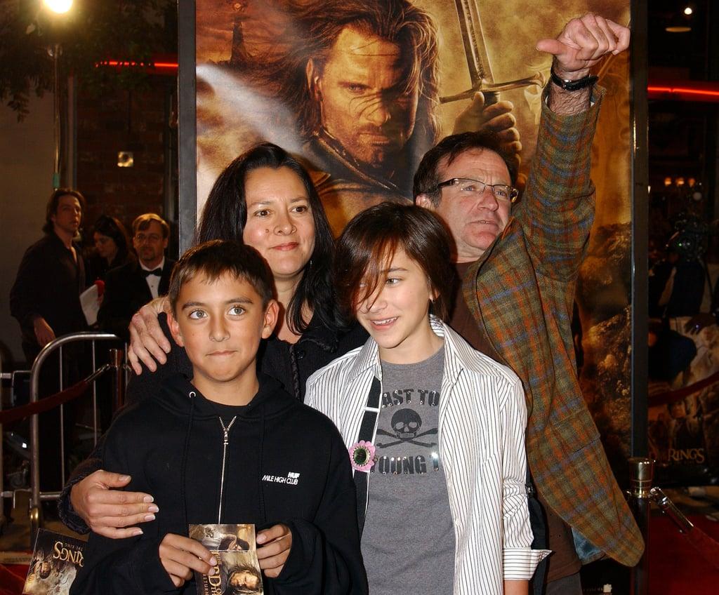 Robin Williams Disney Wiki FANDOM powered
