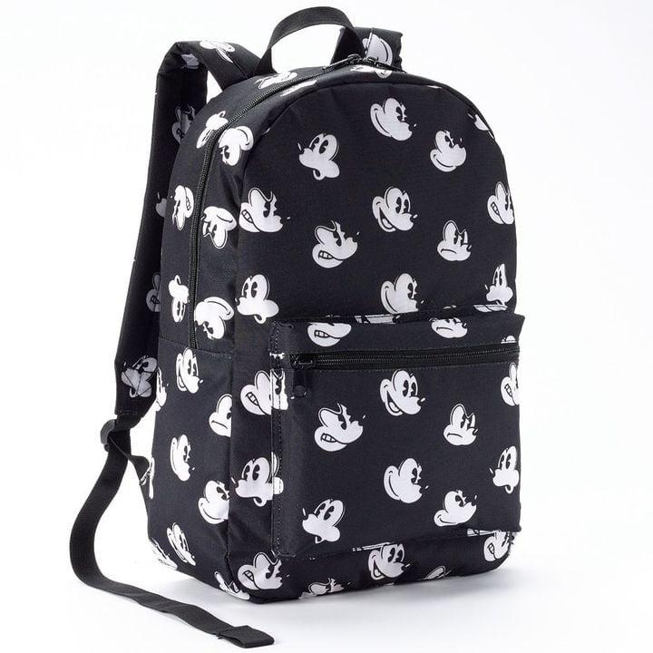 Disney Mickey Toss Print Backpack