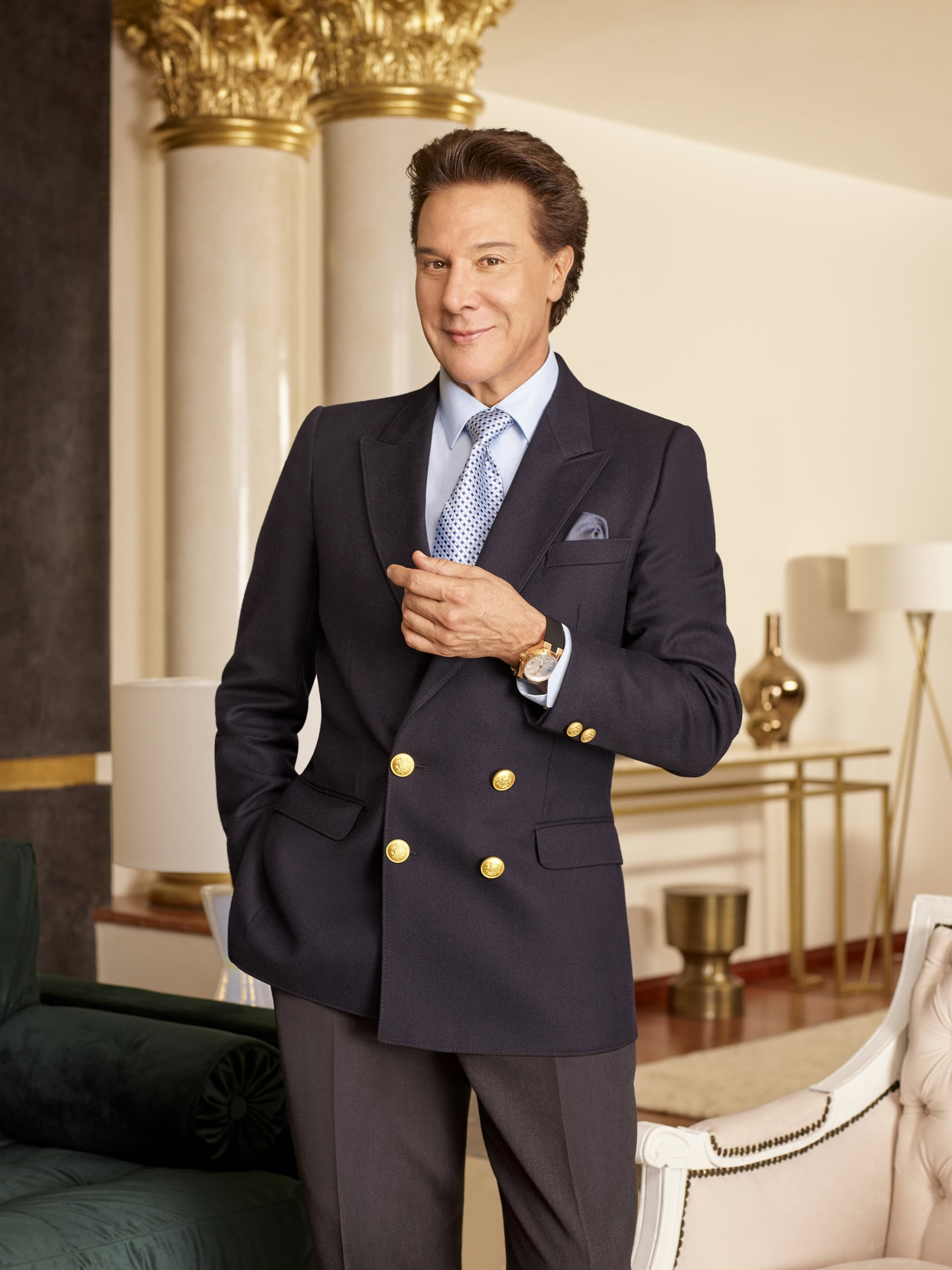 MEXICAN DYNASTIES -- Season:1 -- Pictured: Fernando Allende -- (Photo by: Tommy Garcia/Bravo)