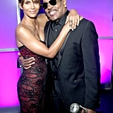 Pictured: Halle Berry and Charlie Wilson