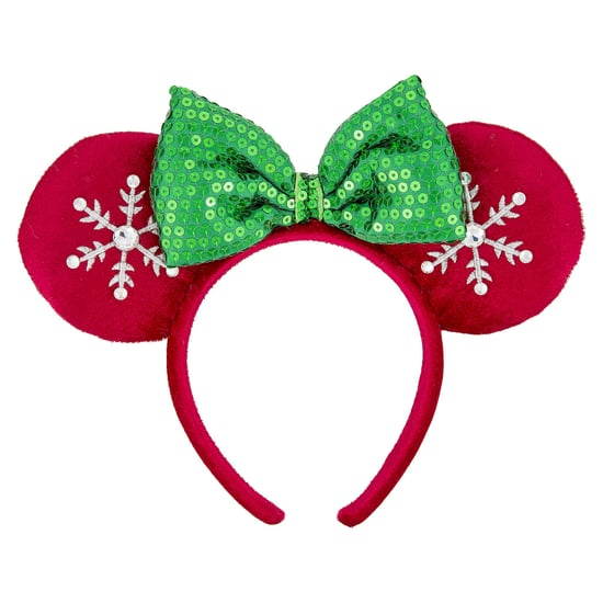 Disney Holiday Minnie Mouse Ears 2018