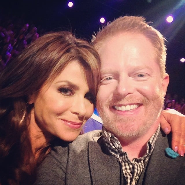 Jesse Tyler Ferguson went to the taping session of So You Think You Can Dance in Sydney on Feb. 21. Source: Instagram user jessetyler