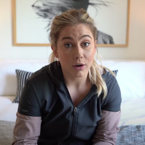 Shawn Johnson Discusses Eating Disorder From Gymnastics