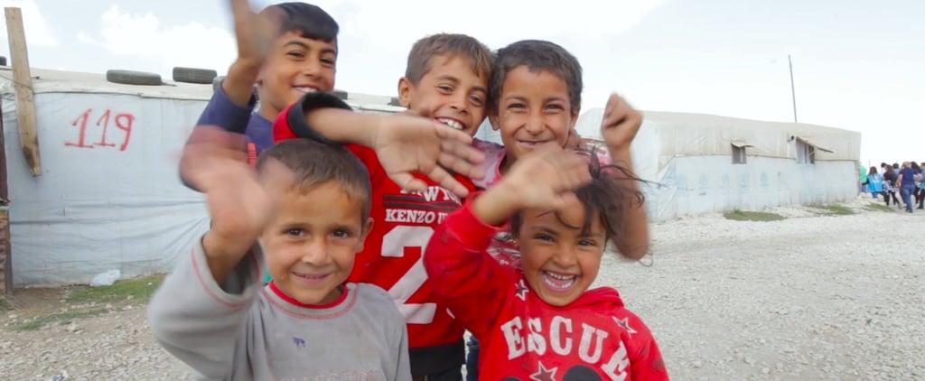 كريم تجمع مبلغ 100 ألف دولار للاجئين