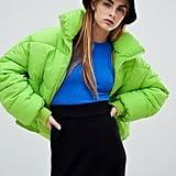 Bershka Flash Padded Jacket