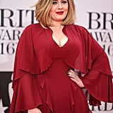 Adele Looks So Good at the Brit Awards, You'll Want to Bow at Her Feet