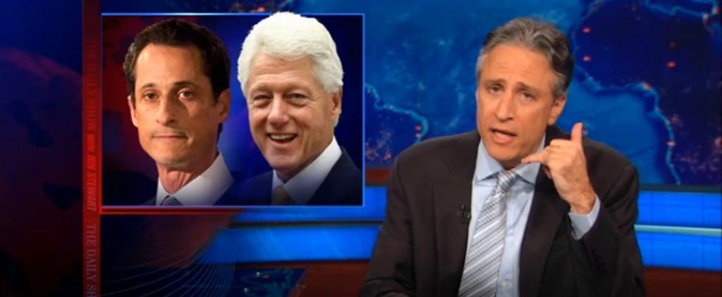 Jon Stewart on Anthony Weiner's Sexting Scandal | Video