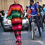 Paris Haute Couture Fashion Week Street Style