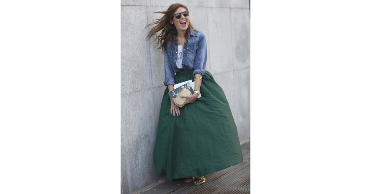 Girls in skirts just have more fun!