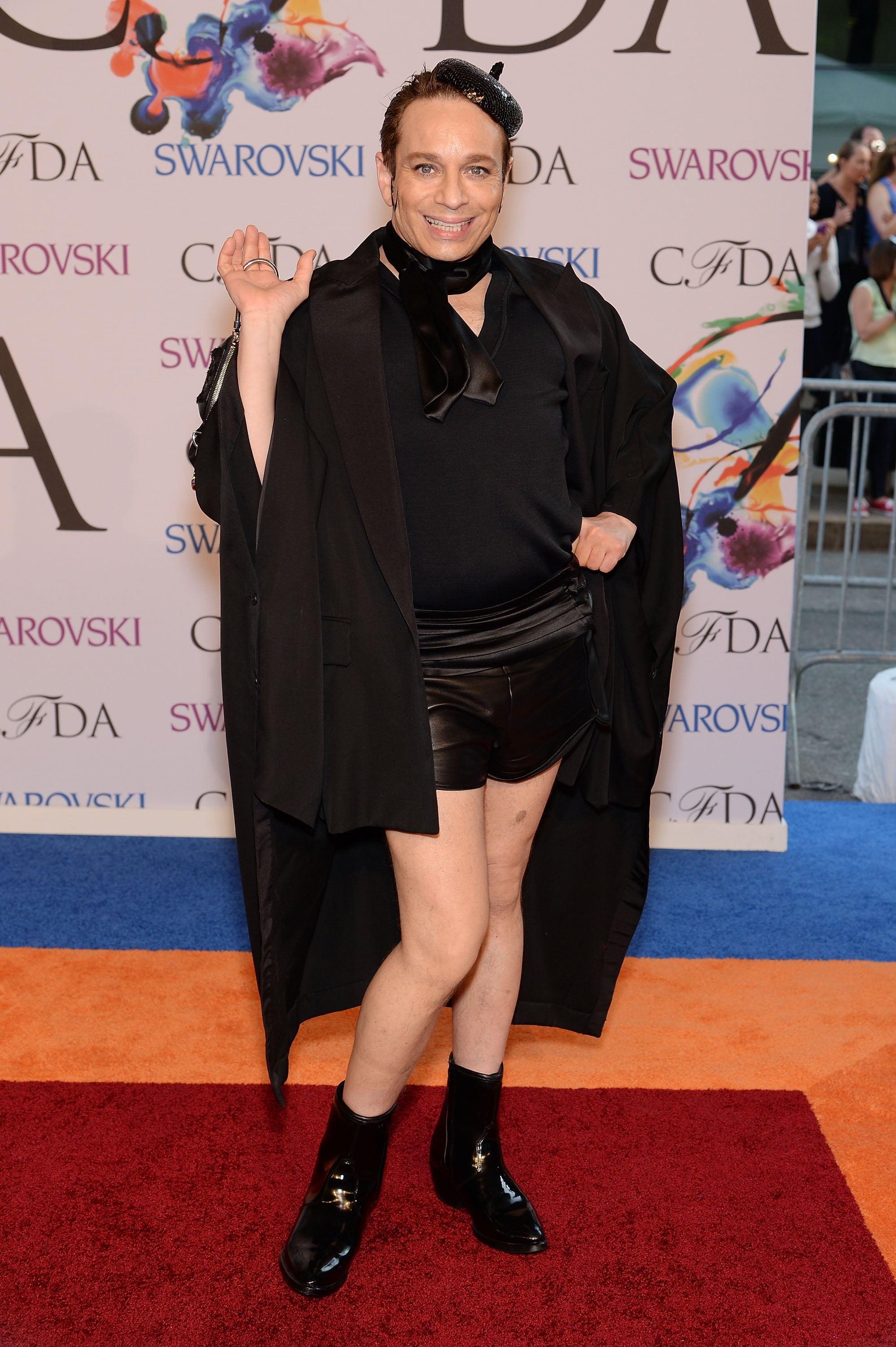 Mango at the 2014 CFDA Awards