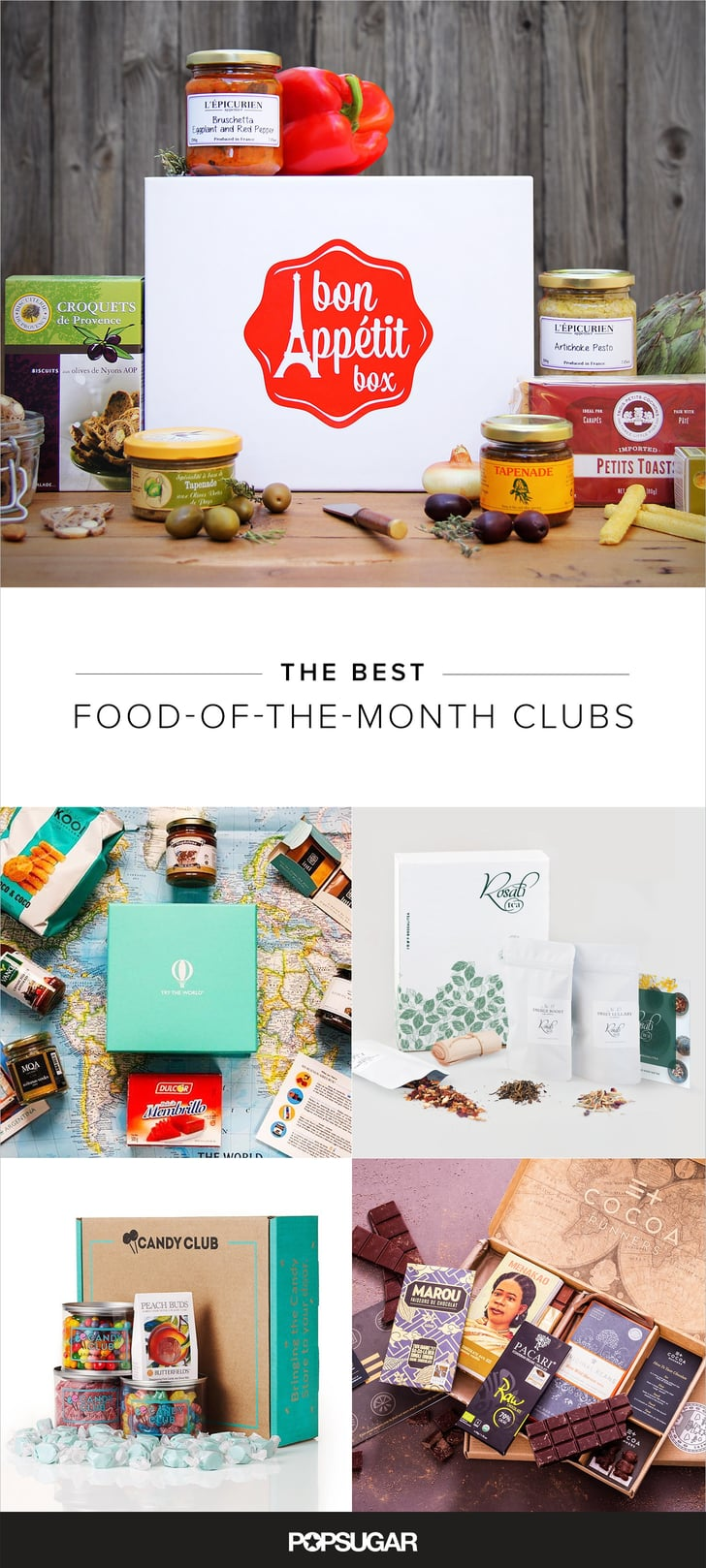 Food-of-the-Month Clubs Are the Perfect Gift For Everyone on Your List