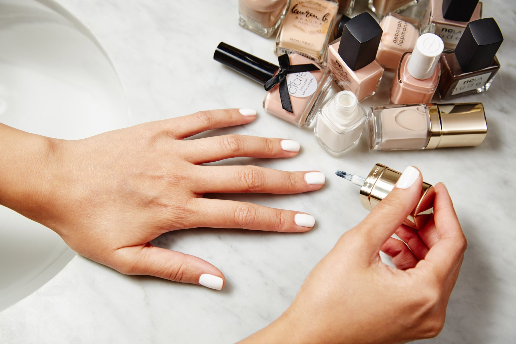 Why Is the Skin Around My Nails Tearing? | POPSUGAR Beauty Australia