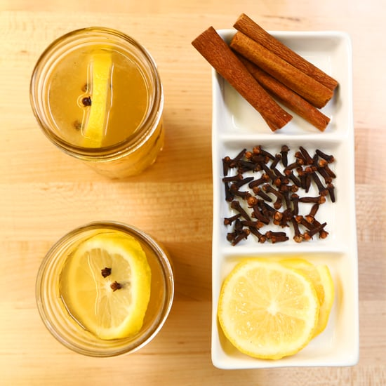 Healthy Hot Toddy Recipe
