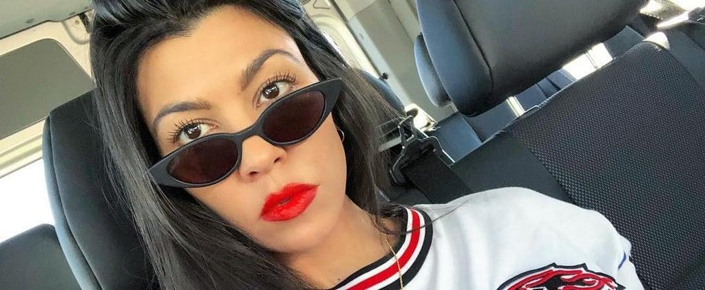 Sexy Kourtney Kardashian Selfies 2018