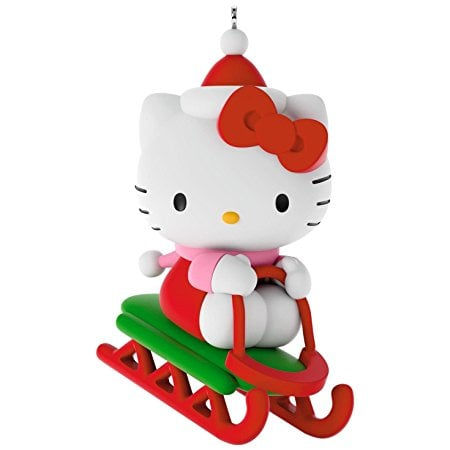 Hello Kitty Ornament  ($16)