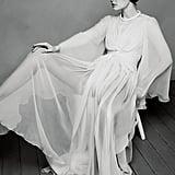 Gigi Hadid Wearing Dior in Harper's Bazaar