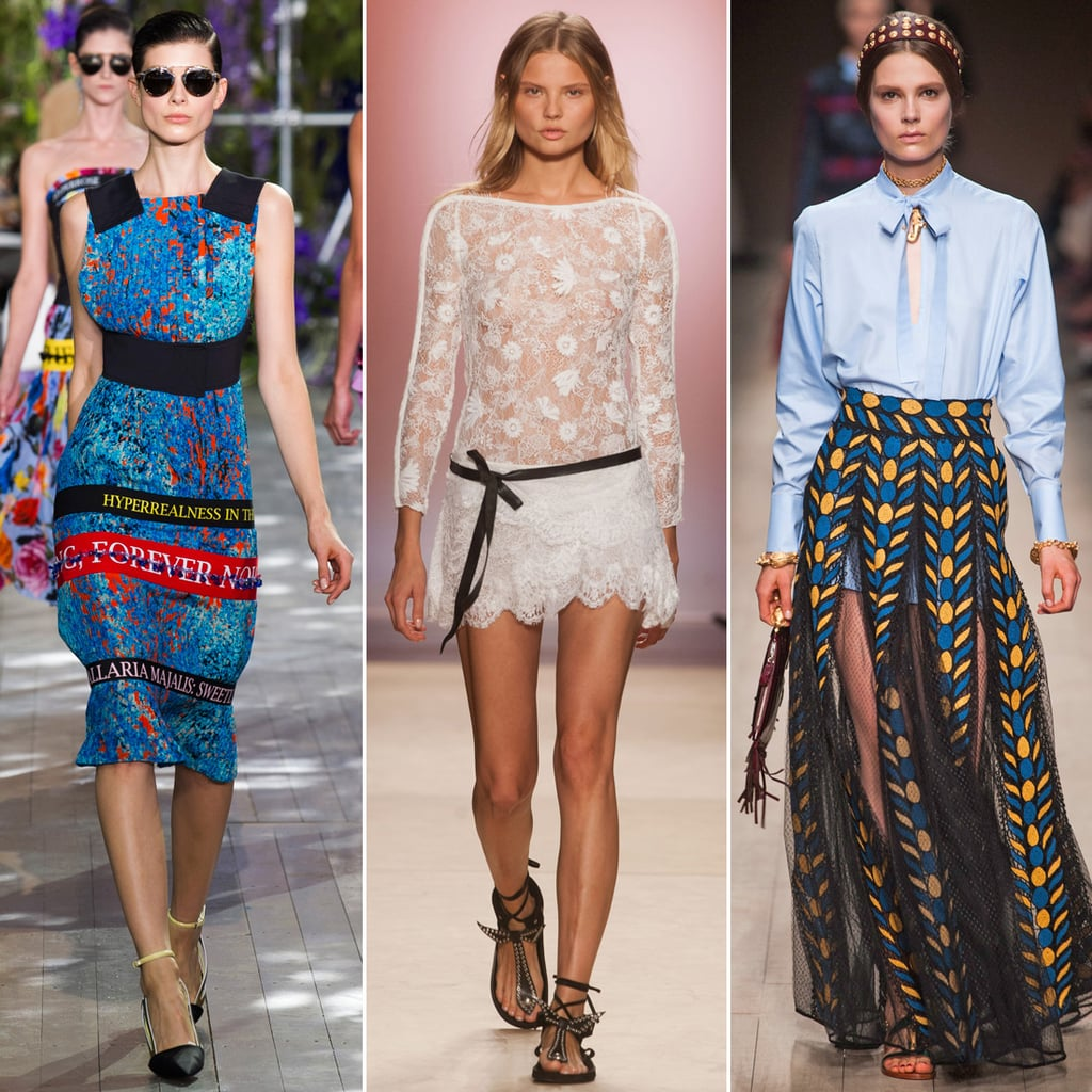 Trends Spring 2014 | Paris Fashion Week