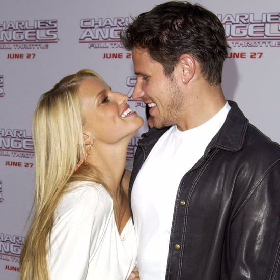 Nick Lachey and Jessica Simpson Throwback Pictures