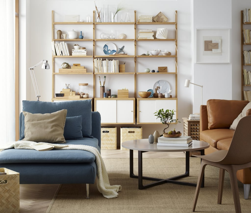 Ikea catalog 2018 popsugar home - Living room furniture designs catalogue ...