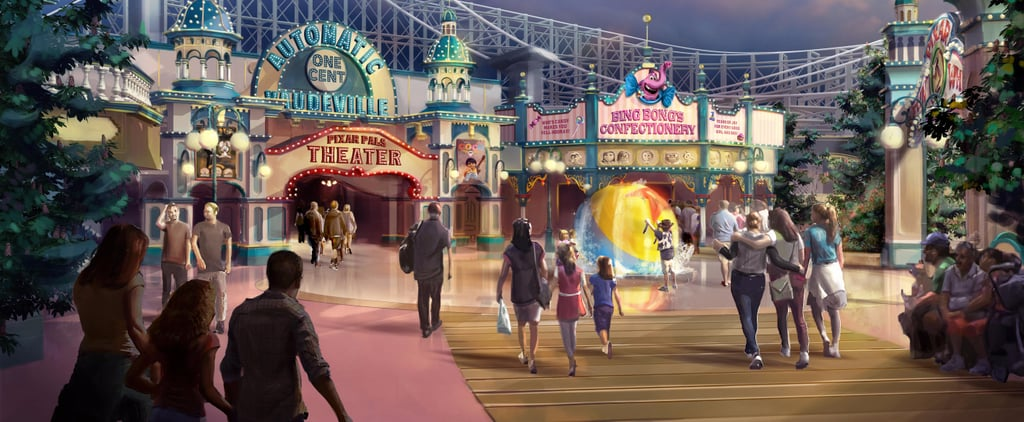 Pixar Fans, This Disney Park Announcement Will Make Your Day!