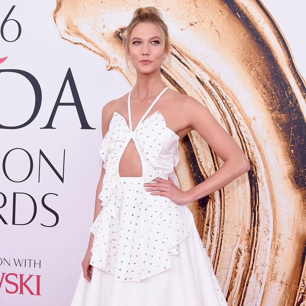 CFDA Awards Red Carpet Dresses 2016