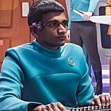 Paul G. Raymond as Dudani