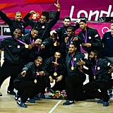The US men's basketball team fought a tough fight and beat Spain just 107-100, defending their title and racking up another gold medal for Team USA.