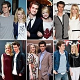 It was a close call, but Emma Stone and Andrew Garfield took the win for most stylish couple of 2012.