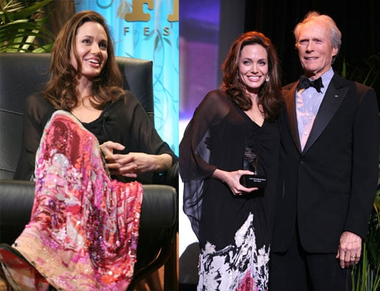 Angelina Jolie Wins Outstanding Performance of the Year