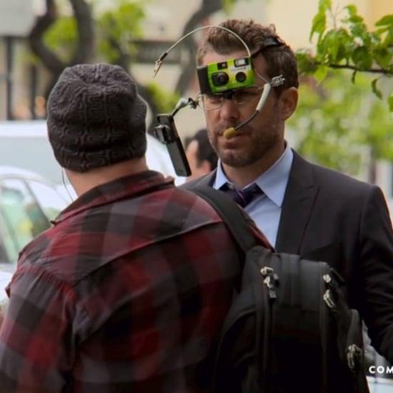 Google Glass Parody