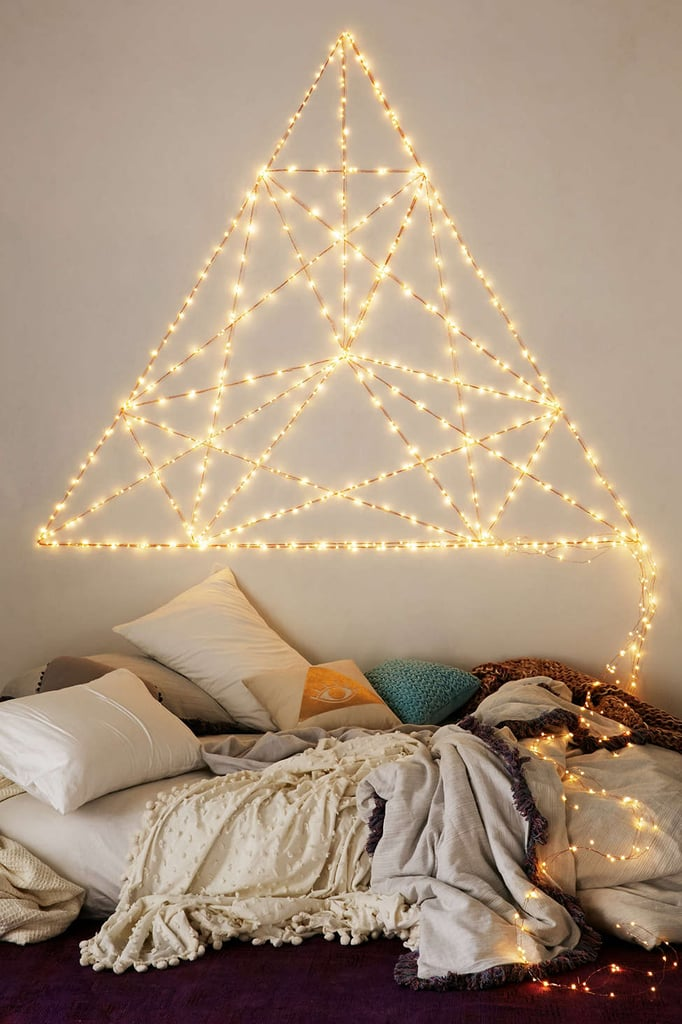 Create beautiful holiday wall art with mounted lights how to create beautiful holiday wall art with mounted lights aloadofball Image collections