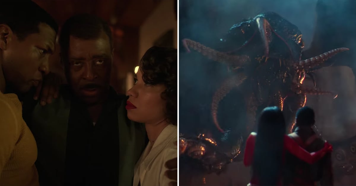 I'm No Horror Fan, but Misha Green and Jordan Peele's Lovecraft Country Trailer Has Me Hooked
