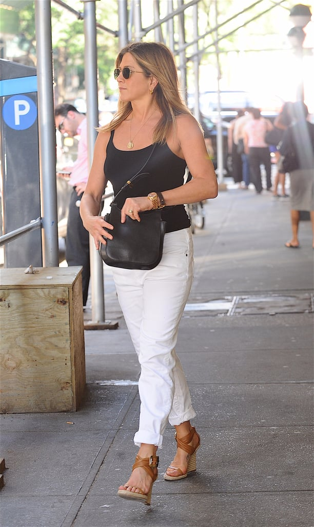 Jennifer Aniston Summer Looks