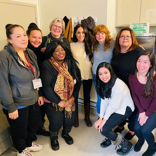 Meghan Markle Visits Canadian Charity Amid Royal Meetings