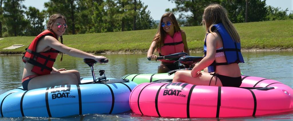 GoBoat Motorized Pool Floats