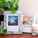 DIY Map Photo Frame