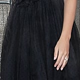 Felicity Jones Engagement Ring