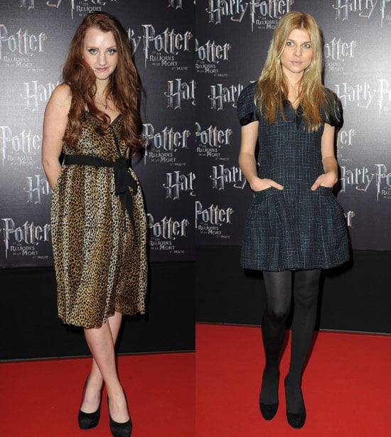 Pictures of Harry Potter and the Deathly Hallows France Premiere