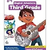 Disney Learning – Magical Adventures in Third Grade, Math and Language Arts Workbook