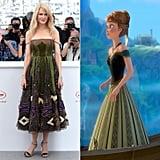 Nicole Kidman as Anna From Frozen