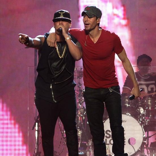 """Enrique Iglesias and Wisin """"Duele El Corazon"""""""