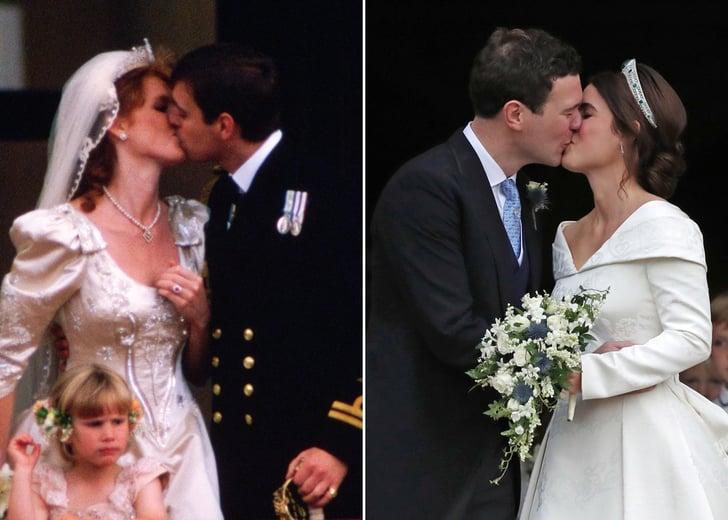 Princess Eugenie And Sarah Ferguson Wedding Pictures Popsugar Celebrity