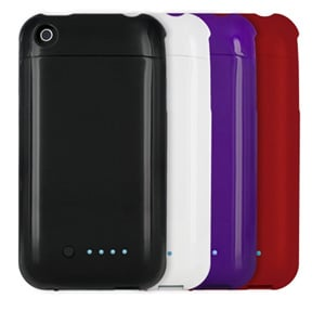 An iPhone Case That Charges Your Phone