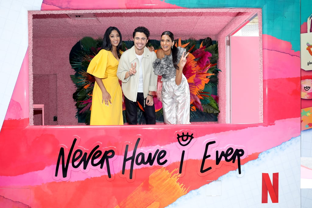 The Never Have I Ever Cast Celebrate With a Pop-Up in NYC