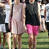 Agyness Deyn, Henry Holland