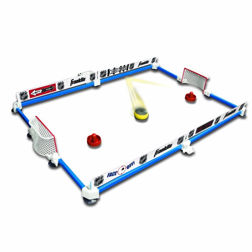 For 6 Year Olds Franklin Sports Nhl Zero Gravity Sports Hover Hockey Game The Best Gifts For Kids Under 10 Years Old Popsugar Family Photo 133