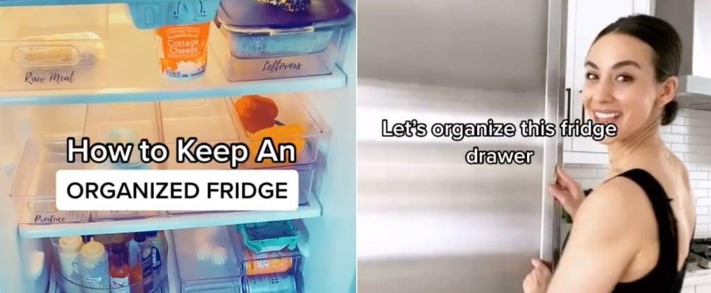 Fridge Organization Tips and Videos From TikTok
