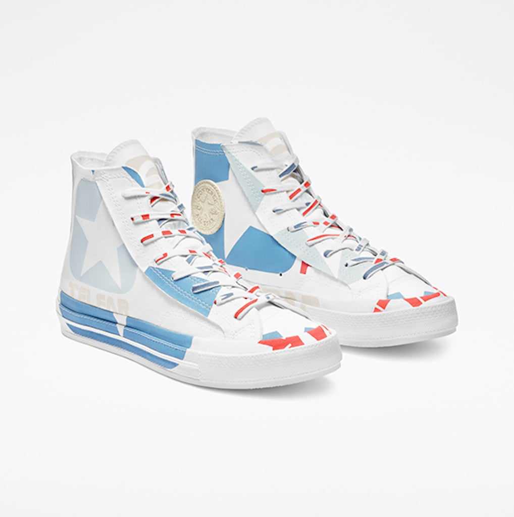 See and Shop the New Converse x Telfar Collaboration