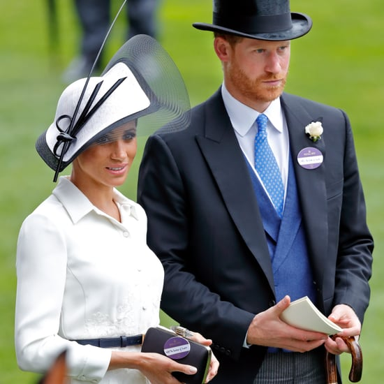 Why Didn't Meghan Wear a Name Badge at Ascot?