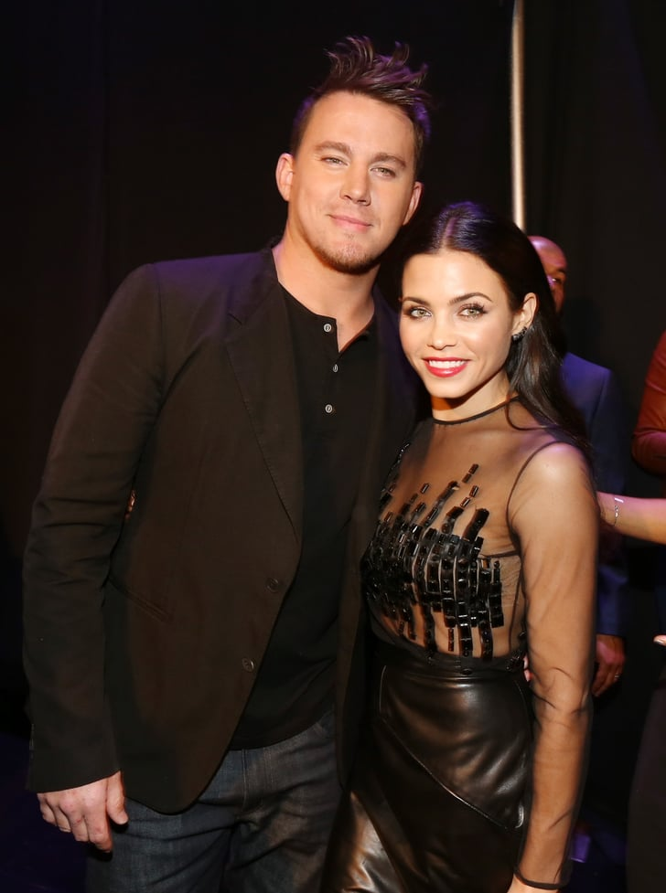 Channing Tatum Brings His Favorite Date to the MTV Movie Awards